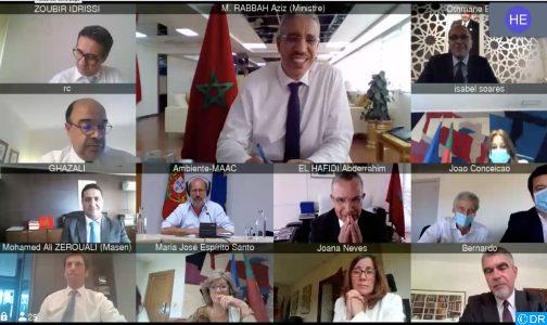 التعاون الثنائي في المجال الطاقي محور مباحثات مغربية-برتغالية