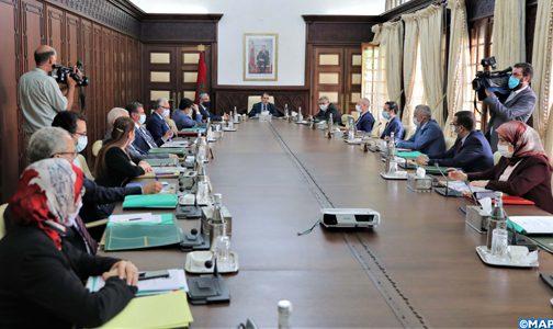 مجلس الحكومة يصادق على مشروع قانون المالية المعدل للسنة المالية 2020