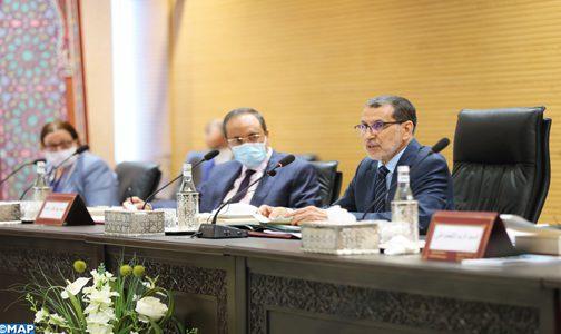 """إحداث الوكالة الوطنية للتجهيزات العامة """"خيار استراتيجي"""" لترشيد الهياكل الإدارية"""