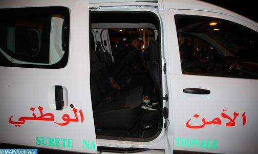 الدار البيضاء.. توقيف شخص من ذوي السوابق القضائية للاشتباه في ارتكابه عملتي سرقة تحت التهديد على متن حافلتين للنقل العمومي