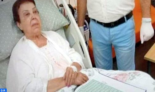 """وفاة الفنانة المصرية رجاء الجداوي بعد معاناة مع فيروس """"كورونا"""""""