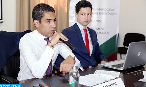 الدورة التشريعية الثانية لبرلمان الشباب المغربي تنكب على مناقشة القضايا الراهنة
