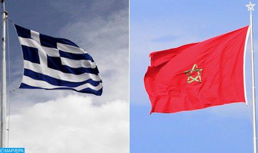شخصيات يونانية تشيد بالقيادة المتبصرة لجلالة الملك والعلاقات المتميزة بين المغرب واليونان