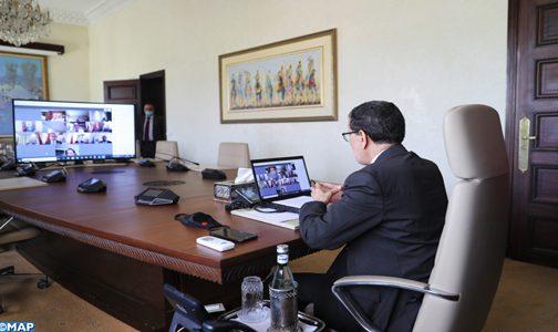 كوفيد-19 .. تمديد حالة الطوارئ الصحية إلى غاية 10 شتنبر 2020 (مجلس الحكومة)