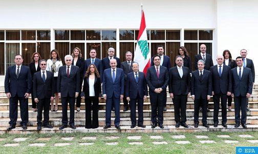 رئيس الوزراء اللبناني يعلن استقالة حكومته