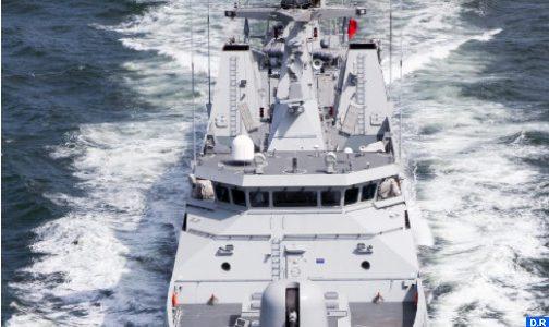 ضبط كمية كبيرة من المخدرات بعرض ساحل طنجة (مصدر عسكري)