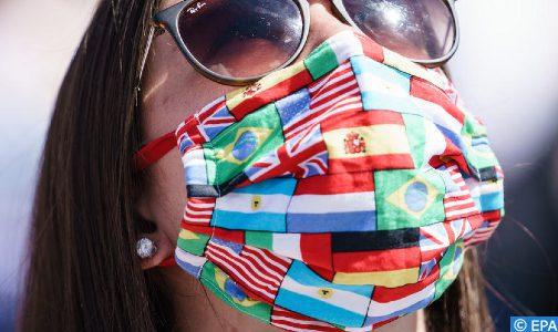 كوفيد-19.. (Maskne) أو حب الشباب الناتج عن ارتداء الكمامة