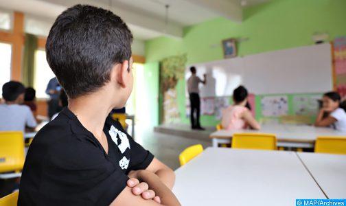 الرباط.. اعتماد نمط التدريس بالتناوب ب17 مؤسسة تعليمية بعد تحسن الوضعية الوبائية بعدد من الأحياء
