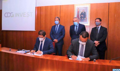 قطاع السيارات.. توقيع عقد استثمار بين مجموعة عبد المومن وصندوق الإيداع والتدبير للاستثمار