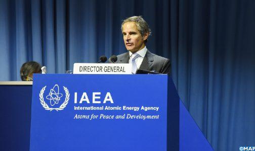 الرئاسة المغربية للدورة الـ 64 للوكالة الدولية للطاقة الذرية تعكس الالتزام البناء للمملكة من أجل السلام عبر العالم