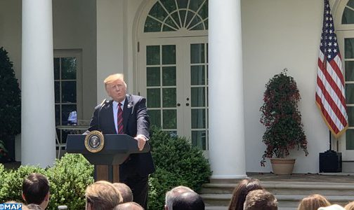 تعيين قاض جديد بالمحكمة العليا.. ترامب يسعى إلى إنعاش حملته وتغيير أمريكا