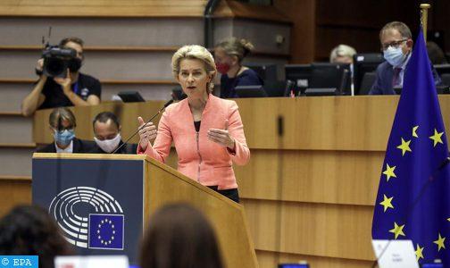 رئيسة المفوضية الأوربية تؤكد على الطابع الاستراتيجي لشراكة الاتحاد الأوروبي مع أقرب جيرانه