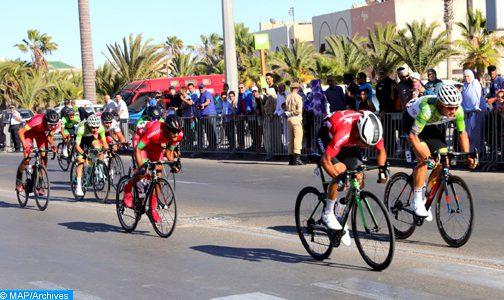 المنتخب المغربي لسباق الدراجات يتأهل لبطولة العالم 2020 على الطريق بإيطاليا