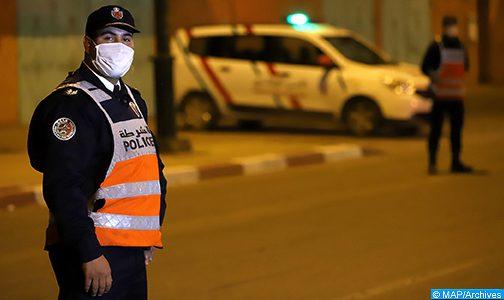 الدار البيضاء : تحييد الخطر الصادر عن مجموعة من الأشخاص المحسوبين على فصيلين متنافسين لمشجعي كرة القدم