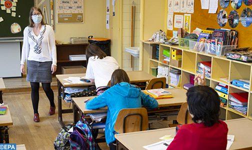 نداء دولي لإبقاء المدارس مفتوحة خلال الأزمة الوبائية