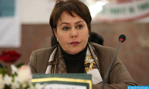 انتخاب المغربية بشرى حجيج رئيسة للكونفدرالية الإفريقية للكرة الطائرة لأربع سنوات
