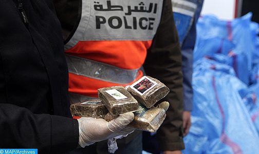طنجة .. إحباط محاولة للتهريب الدولي للمخدرات، وحجز 680 كيلوغراما من مخدر الشيرا