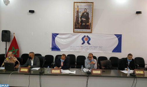 اللجنة الجهوية لحقوق الإنسان بكلميم واد نون تعقد دورتها العادية الأولى