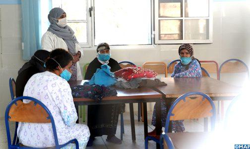 مركز الرعاية الاجتماعية بإمزورن.. خلية لدعم الفئات الهشة