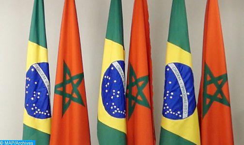المغرب والبرازيل … إرادة مشتركة لمواصلة تعزيز التعاون الثنائي