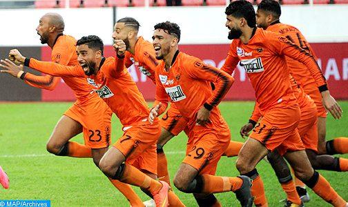 كأس الكونفدرالية الإفريقية (الجولة الرابعة -المجموعة الثانية) فريق نهضة بركان يتعادل مع مضيفه شبيبة القبائل الجزائري (0-0 )