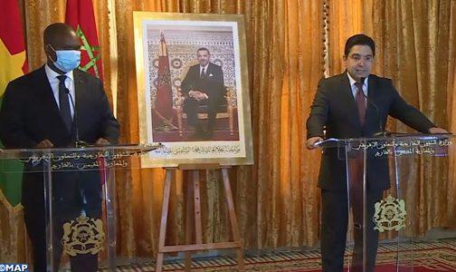 افتتاح بوركينا فاسو قنصلية لها بالداخلة ينسجم مع مواقفها الداعمة لمغربية الصحراء (السيد بوريطة)