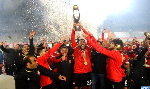 كرة القدم … الأهلي المصري يتوج ببطولة إفريقيا للأندية البطلة على حساب غريمه الزمالك 2-1