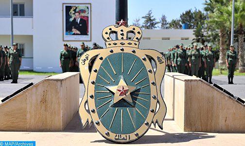معبر الكركرات أصبح الآن مؤمنا بشكل كامل (القيادة العامة للقوات المسلحة الملكية)