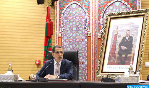 رئيس الحكومة يستقبل رئيس لجنة العلاقات الخارجية بالجمعية الوطنية الموريتانية