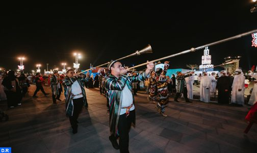 """انطلاق """"مهرجان الشيخ زايد"""" بأبوظبي بمشاركة أكثر من 17000 عارض من حول العالم"""