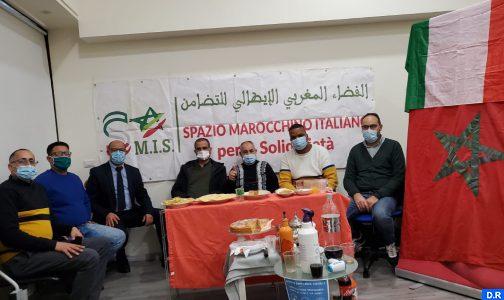 الفضاء المغربي-الإيطالي للتضامن يدعم قرارات المملكة بشأن التدخل في منطقة الكركرات ويثمن الاعتراف الأمريكي