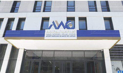 الانتعاش الاقتصادي : الهيئة المغربية لسوق الرساميل تعرض التدابير ذات الأولوية لسنة 2021