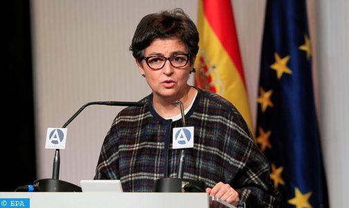 مدريد تدعو إلى دعم وتعزيز الحوار والتعاون مع المغرب