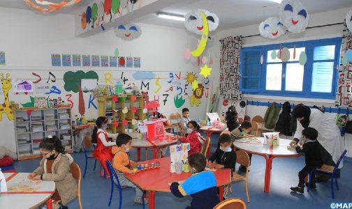 الدار البيضاء.. 22 مؤسسة تعليمية عمومية تتوفر على أقسام للتعليم الأولي بعمالة مقاطعة عين الشق
