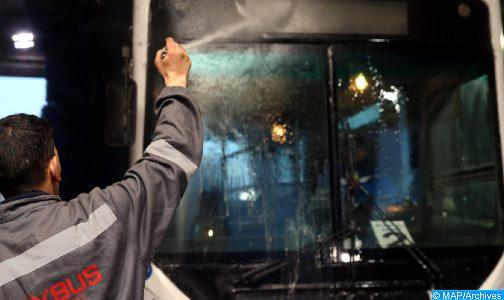 الدار البيضاء : الحافلات الجديدة تدخل الخدمة بحلول نهاية فبراير المقبل