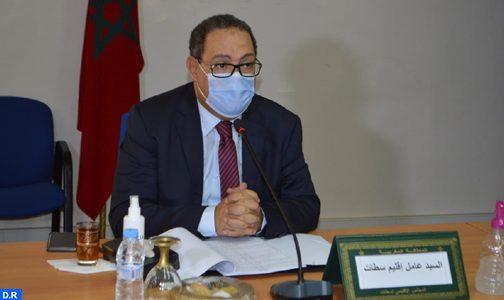 سطات: لجنة إقليمية تبحث الإكراهات التي تواجه مشاريع التجزئات العقارية والمجموعات السكنية