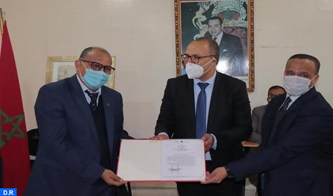 طانطان: تنصيب السيد الحسان المنصوري مديرا إقليميا للتعليم