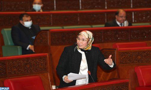 فضح الخروقات القانونية والإنسانية والأخلاقية في مخيمات تندوف يتصدر أولويات الدبلوماسية المغربية (وزيرة)