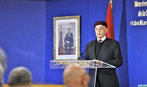مجلس النواب الليبي يتطلع إلى تشكيل حكومة مؤقتة مصغرة تضم كفاءات من جميع أنحاء البلاد (السيد عقيلة صالح)