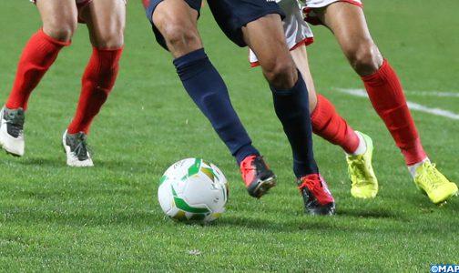 """البطولة الوطنية الإحترافية """"إنوي"""" (الدورة الثامنة).. الدفاع الحسني الجديدي يتعادل مع الرجاء الرياضي (0-0)"""
