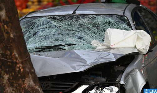 الجزائر.. مصرع 13 شخصا و أصابة 400 آخرين خلال يومين بسبب حوادث السير