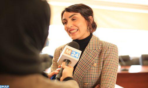 الجمعية المغربية لحقوق الضحايا.. ضرورة العمل على الارتقاء بالمنظومة التشريعية من أجل ضمان حماية حقوق الضحايا (فاعلات جمعويات)