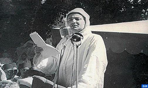 الزيارة التاريخية للمغفور له محمد الخامس لطنجة شكلت منعطفا حاسما في مسيرة الكفاح الوطني من أجل الحرية والاستقلال