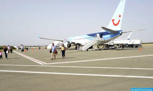 مطار الصويرة موكادور .. انخفاض حركة النقل الجوي بأزيد من 92 بالمئة متم يونيو الماضي