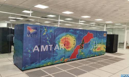 المديرية العامة للأرصاد الجوية تعزز معدات عملها بجهاز آلي الأفضل من نوعه بإفريقيا في المجال