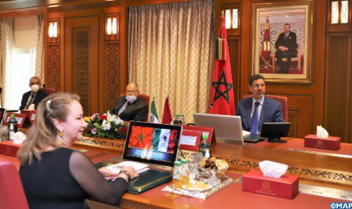 المغرب-المكسيك.. بحث سبل تعزيز التعاون القضائي