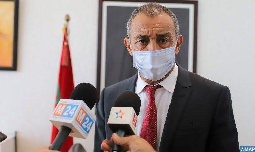 السيد الشامي يدعو إلى وضع سياسات تنقل تركز على الفرد