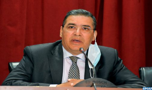 انتخاب عمر السنتيسي عن حزب الإستقلال، رئيسا للمجلس الجماعي لسلا