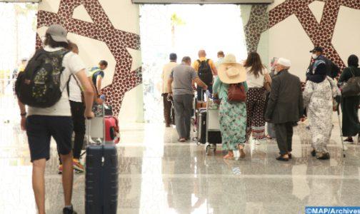 مطار ورزازات .. أكثر من 5500 مسافر دولي بين 15 يونيو و31 غشت 2021