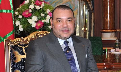 Message de félicitations de SM le Roi à Mohamed Errifi lauréat du programme artistique X-Factor